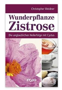Zistrose Heilpflanze Buch