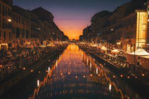 Mailand Reise