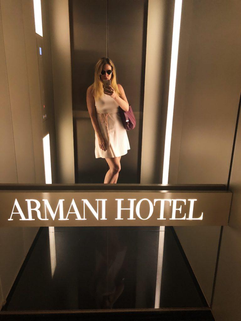 Antje Schönfelder Armani